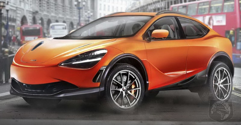 Leaving Money On The Table? McLaren Says A SUV Supercar Will NEVER Be In It's Future